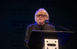 Wiesław Komasa czyta wiersze Zbigniewa Herberta
