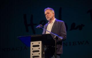 Tomasz Różycki, Przewodniczący jury Nagrody