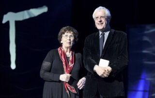 Katarzyna Herbert, Charles Simic