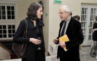 Alissa Valles, Charles Simic