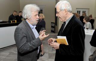 Jerzy Ilg, Charles Simic