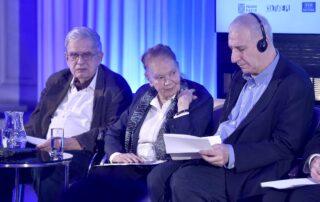 Tomas Venclova, Julia Hartwig, Edward Hirsch