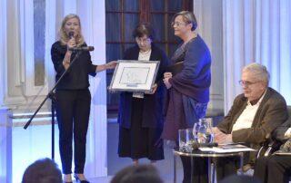 Maria Dzieduszycka, Katarzyna Herbert, Alina Gużyńska - Dyrektor Biura Public Affairs PKN ORLEN, Tomas Venclova