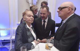 Julia Hartwig, Tomasz Makowski, Jacek Bocheński