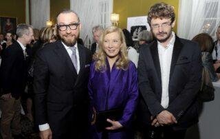 Dariusz Zieliński, Maria Dzieduszycka, Andrzej Franaszek