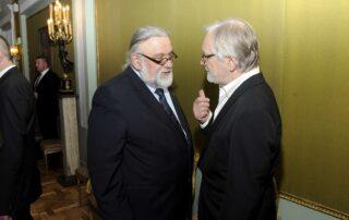 Wit Wojtowicz, Andrzej Seweryn
