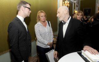 Jacek Dehnel, Beata Stasińska, Ryszard Krynicki
