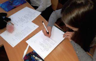 Osoby piszące
