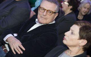 Barbara Toruńczyk i Roberto Salvatori