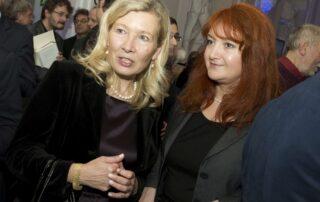 Maria Dzieduszycka i Barbara Stasiak