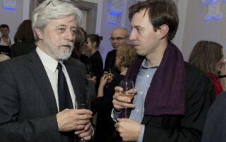 Jan Kozak i Andrzej Bernhard - Instytut Literacki w Paryżu