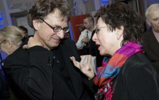 Marek Zaleski i Krystyna Piotrowska