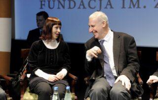 Członkowie jury: Lidija Dimkovska, Edward Hirsch