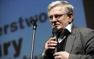 Grzegorz Gauden, dyrektor Instytutu Książki