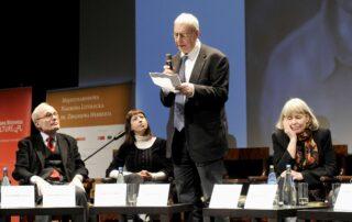 Edward Hirsch czyta wiersze laureata, W.S. Merwina