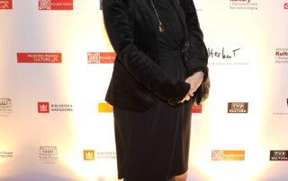 Lidija Dimkovska, członek Jury Nagrody im. Zbigniewa Herberta