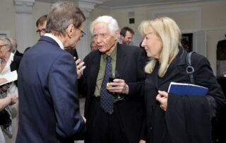 Jerzy Koźmiński, W.S Merwin, Paula Merwin